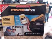 POWERDRIVE Battery/Charger 2000